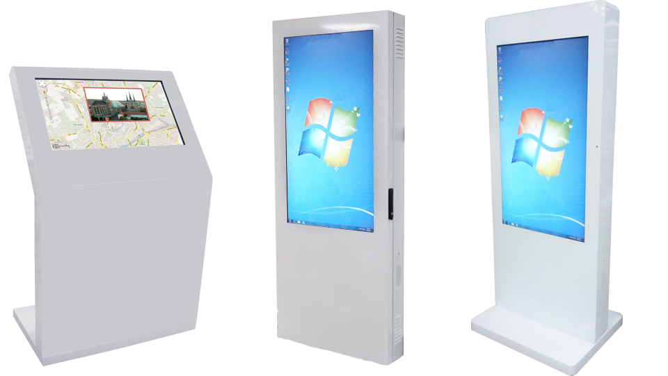 Interactive Kiosks - GPO Display | Visual Solutions Kiosk Machine Png