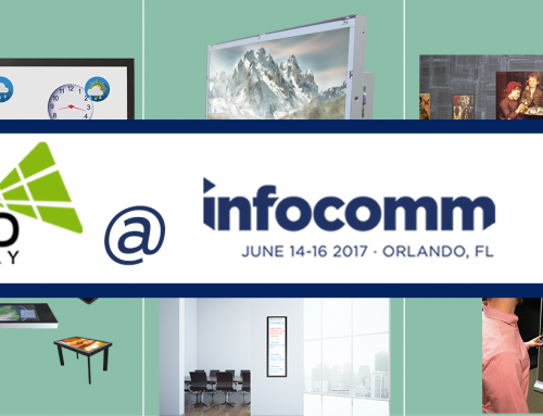 Infocomm 2017 – Video