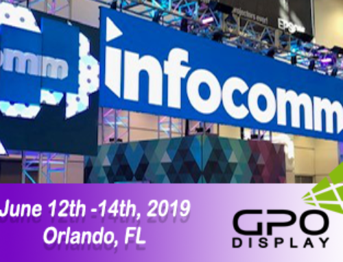 Thank You for Joining Us at Infocomm 2019!